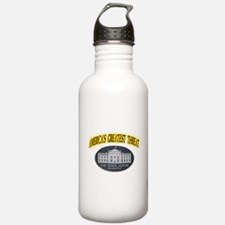 America's Greatest Threat Sports Water Bottle