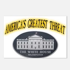 America's Greatest Threat Postcards (Package of 8)