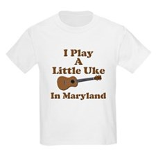 Maryland Ukulele T-Shirt
