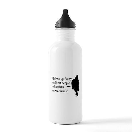 Weekend Warrior Stainless Water Bottle 1.0L