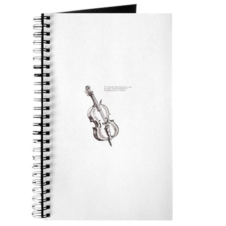 Shmizla 5-String Cello Journal