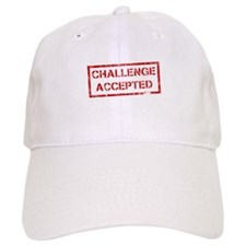 Challenge Accepted Baseball Cap