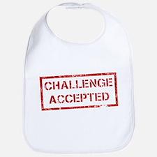 Challenge Accepted Bib