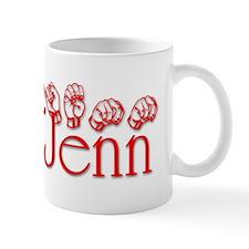 Jenn-rd Mug