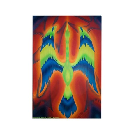 Angels Rectangle Magnet (100 pack)