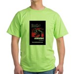 BooCat Green T-Shirt