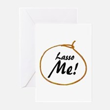 Lasso Me! Greeting Cards (Pk of 10)