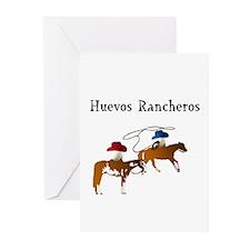 Huevos Rancheros Greeting Cards (Pk of 20)