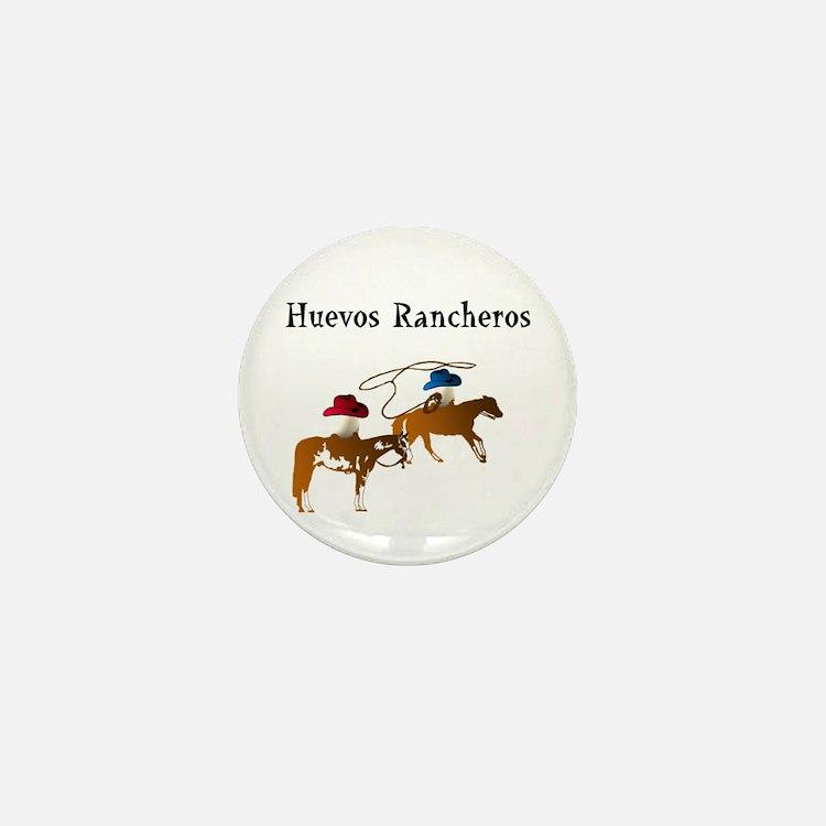 Huevos Rancheros Mini Button