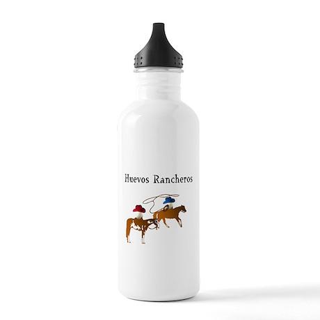 Huevos Rancheros Stainless Water Bottle 1.0L