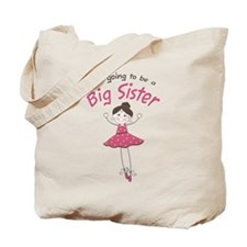 Big Sister to be Tote Bag