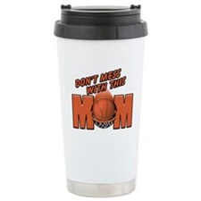 Basketball Mom Travel Mug