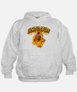 Light up the Court Hoodie