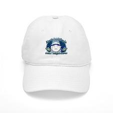 Baseball gods Baseball Cap
