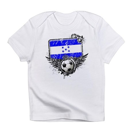 Soccer Fan Honduras Infant T-Shirt