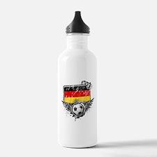 Soccer Fan Germany Water Bottle