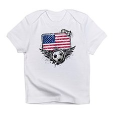 Soccer Fan United States Infant T-Shirt