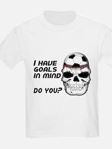 Goals in Mind T-Shirt