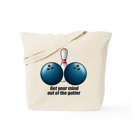 Gutter Tote Bag