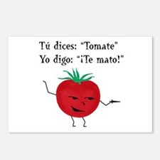 Tomate Postcards (Package of 8)
