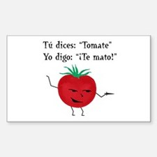Tomate Decal