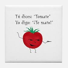 Tomate Tile Coaster