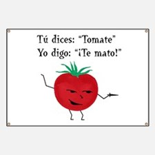 Tomate Banner
