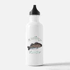 Walleye Hunter Water Bottle
