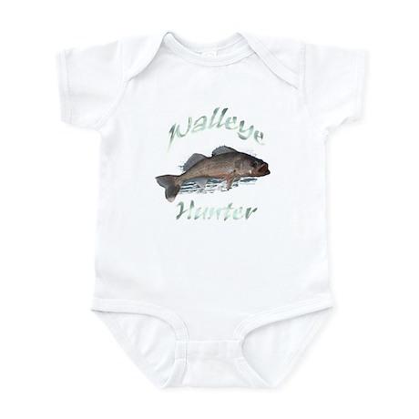 Walleye Hunter Infant Bodysuit