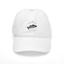 Walleye Hunter Baseball Cap