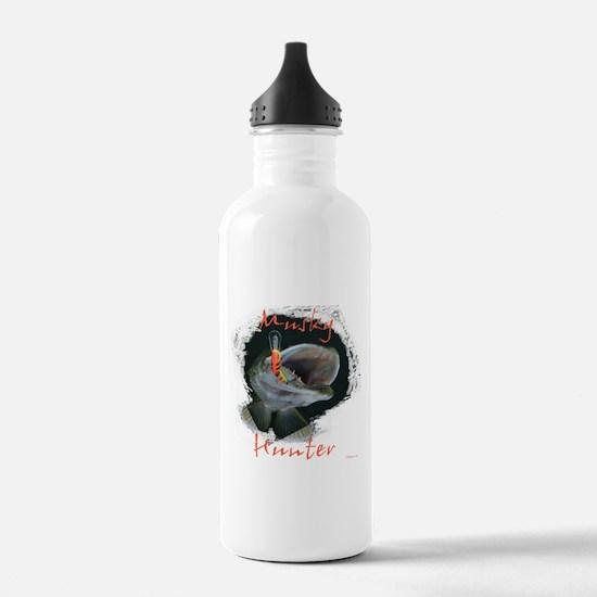 Musky Hunter Water Bottle