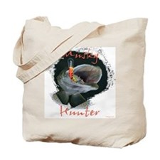 Musky Hunter Tote Bag