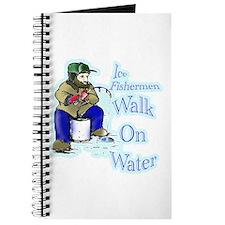 Ice fishing Journal