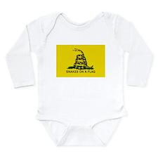 Cute Samuel l jackson Long Sleeve Infant Bodysuit
