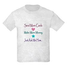 Card Lines T-Shirt