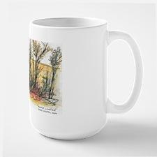 Kansas countryside coffee mug