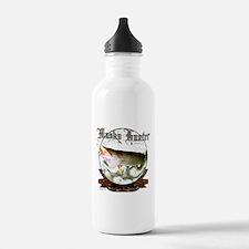 Musky Hunter Sports Water Bottle