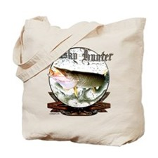 Muskt Hunter Tote Bag