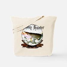 Muskt Hunter Tote Bag