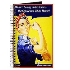 Women belong... Journal