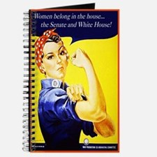 Women belong... Journal