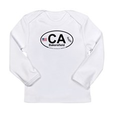 Bakersfield Long Sleeve Infant T-Shirt