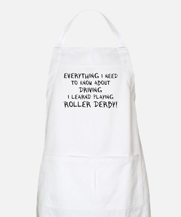 Everything I need to know Apron