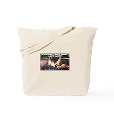 Whoa Dammit Tote Bag
