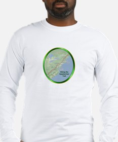 Hiked the A.T. Long Sleeve T-Shirt