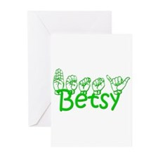 Betsy Greeting Cards (Pk of 10)