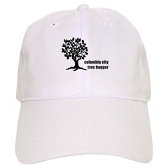 Columbia City Tree Hugger Baseball Cap