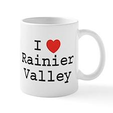 I Heart Rainier Valley Mug