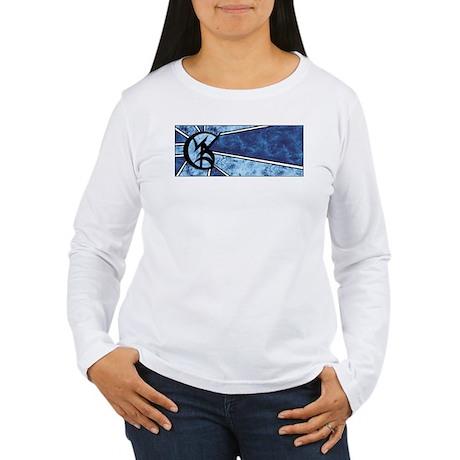 """Wedded Union"" Rune - Women's Long Sleeve T-Shirt"