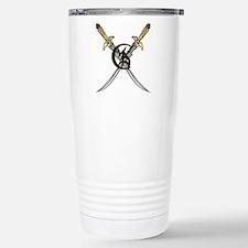 """Wedded Union"" Rune - Travel Mug"